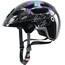 UVEX Finale Junior Bike Helmet Children Large purple/black